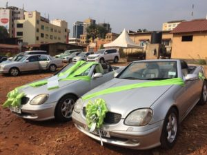 convertibles for hire