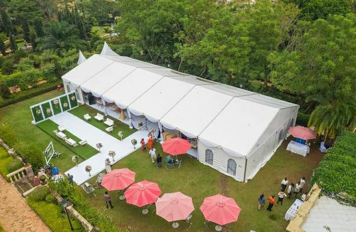 party tents uganda