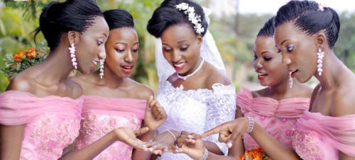 Bride & Maids
