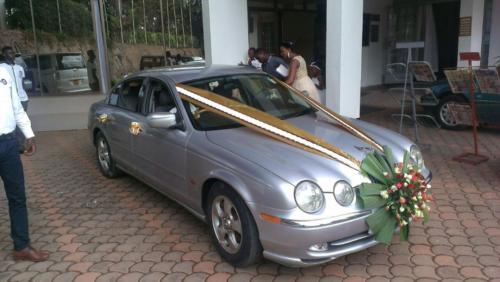 Jaguar Silver