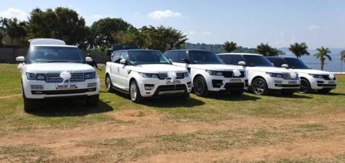 Range Rover Vogues